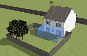 Planning Permission for Single Storey Extension to Rear