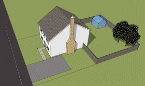 Planning permission Garden Room Shed