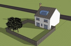 Planning permission Loft Conversion Dormer to Rear