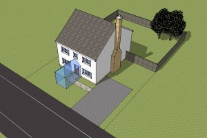 Planning permission Porch Planning required